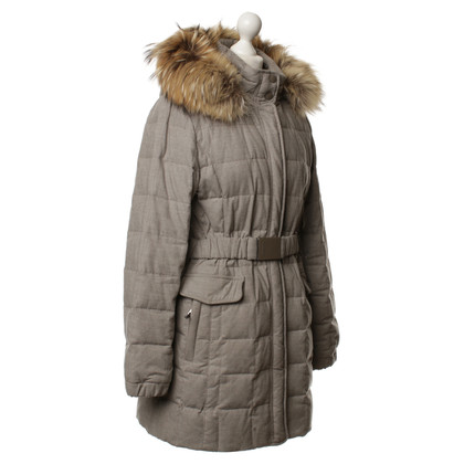 Mabrun Winter coat in grey