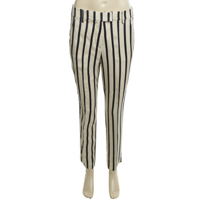Dondup Pants with stripe pattern