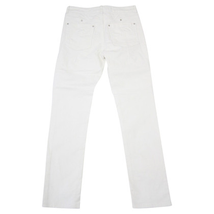 Karen Millen Jeans in white