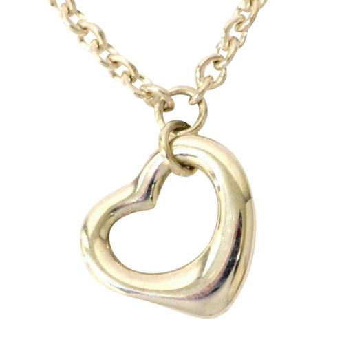 89f2545e0 Tiffany & Co. Bracelet/Wristband Silver in Silvery - Second Hand ...