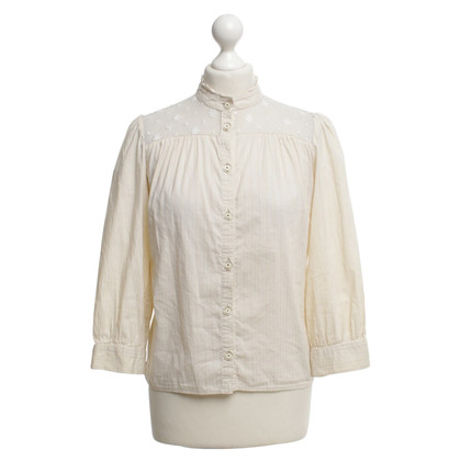 See by Chloé Blouse with stripes