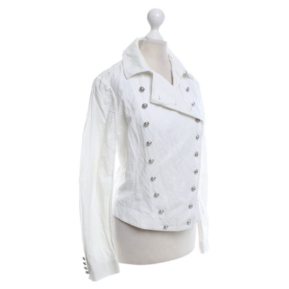 Ralph Lauren Linen jacket in white