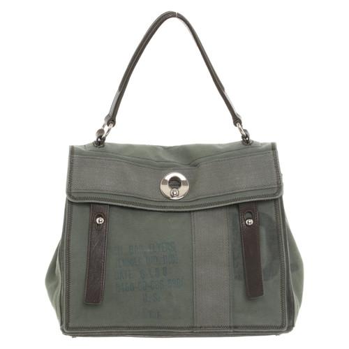 neueste trends Spitzenstil heißer verkauf authentisch Yves Saint Laurent Handtasche in Grün - Second Hand Yves ...