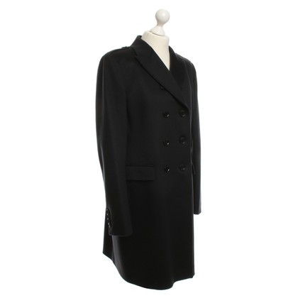 Burberry Coat in donkerblauw