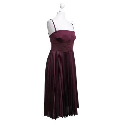 Karen Millen vestito Aubergine