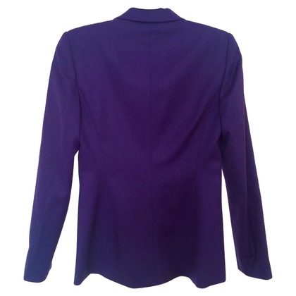 Hugo Boss Purple Blazer