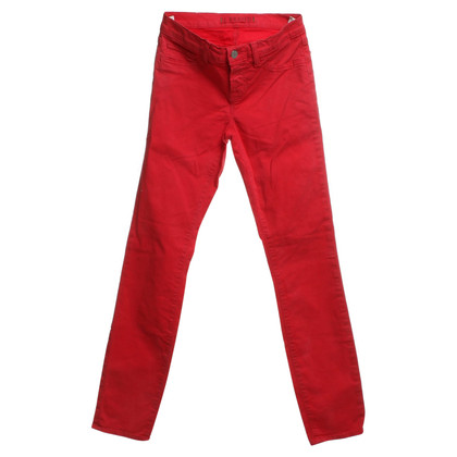 J Brand Jeans in Rot