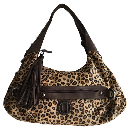 Laurèl Handbag with fur / leather