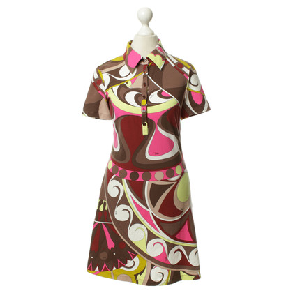 Emilio Pucci Pattern dress