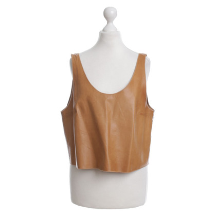 Phillip Lim Top leather