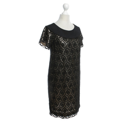 3.1 Phillip Lim  Lace dress in black / gold
