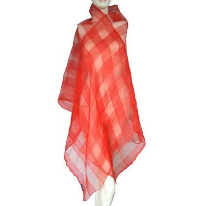 Ralph Lauren Sjaal met zijde inhoud