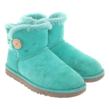 Ugg Boots in Neongrün