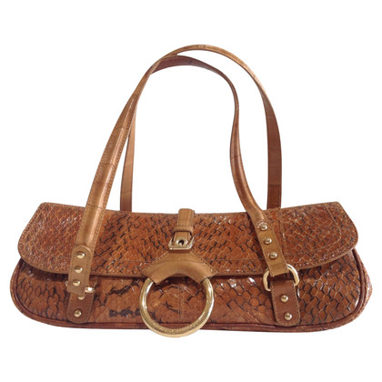 Dolce & Gabbana Reptile bag in brown