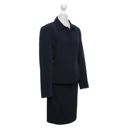 Prada Costume in dark blue