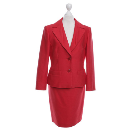 Escada Costume in Red