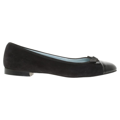 Miu Miu Ballerinas made of suede