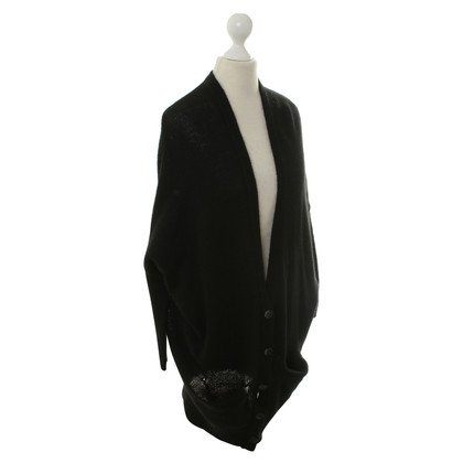 American Vintage Cardigan in black