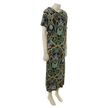 Etro Lange jurk met print