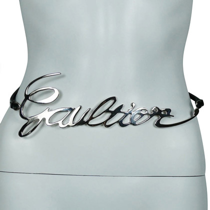 Jean Paul Gaultier Metal belt