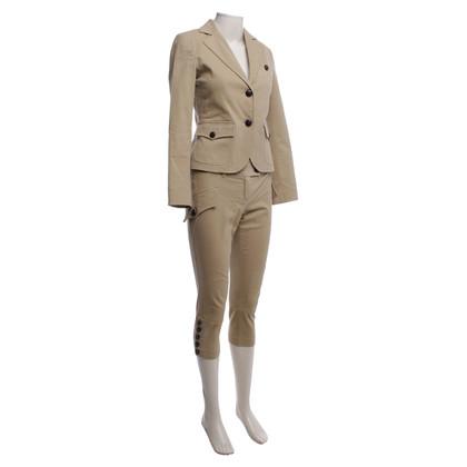 Piu & Piu Il vestito di pantaloni cargo-stile
