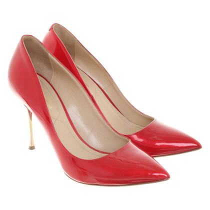 Nicholas Kirkwood pumps in Red
