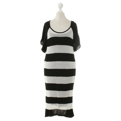 Lala Berlin Striped knit dress