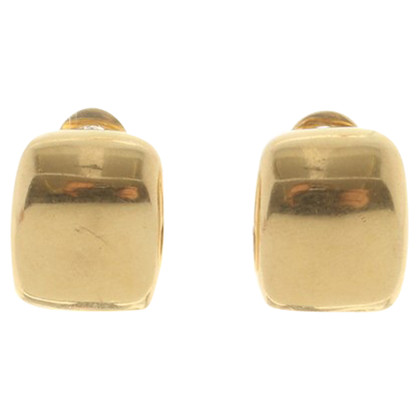 Cartier Yellow gold earrings