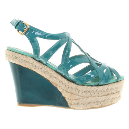 Miu Miu Sandals with wedge heel