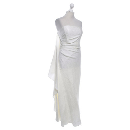 BCBG Max Azria Kleid in Weiß