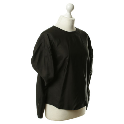 Acne Blusa in nero