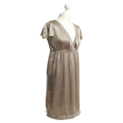 Set Kleid in Taupe