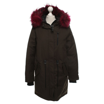 Mackage Down parka with fur collar