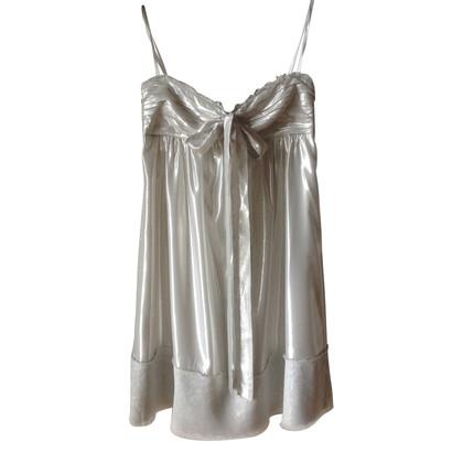 BCBG Max Azria Vestito metallizzato
