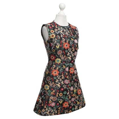 Red Valentino Dress with a floral pattern