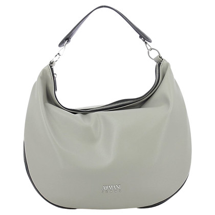 Armani Jeans hobo bag with zip