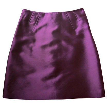 Hobbs Purple Skirt