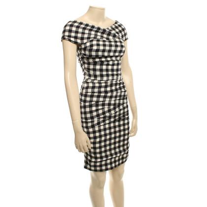 Dolce & Gabbana Dress with check pattern