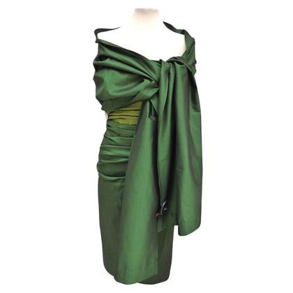 Talbot Runhof Strapless cocktail dress