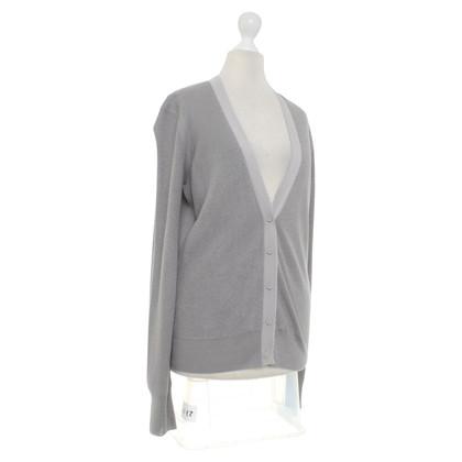 Windsor Cardigan in grey