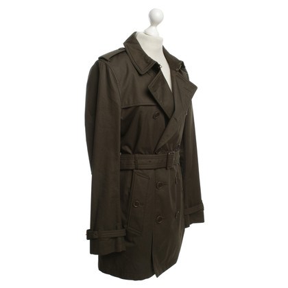 Burberry Trenchcoat in Oliv