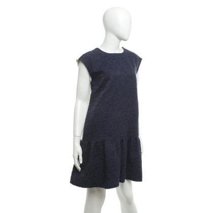 Roksanda Dress in blue / cream