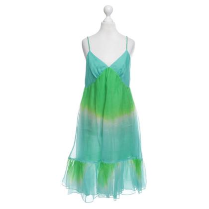 Diane von Furstenberg Kleid mit Farbverlauf
