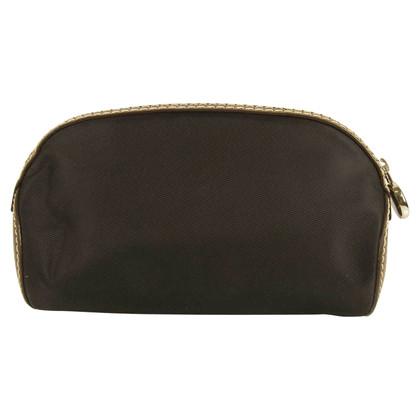 Lancel Black Clutch