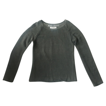 MM6 by Maison Margiela Knit sweater in Khaki