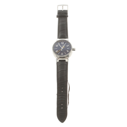 Louis Vuitton Watch with leather strap