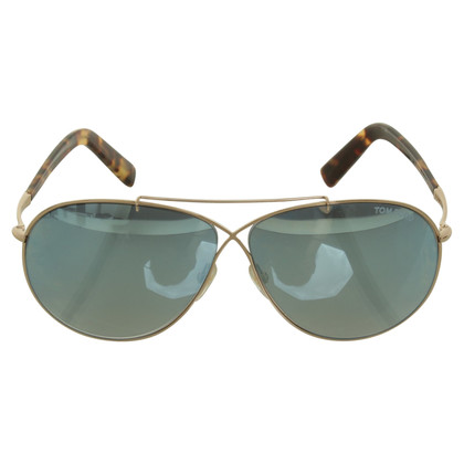 Tom Ford Sunglasses with mirrored lenses
