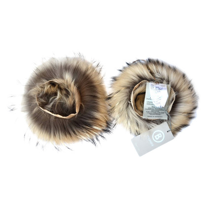 Bogner Cuffs with real fur