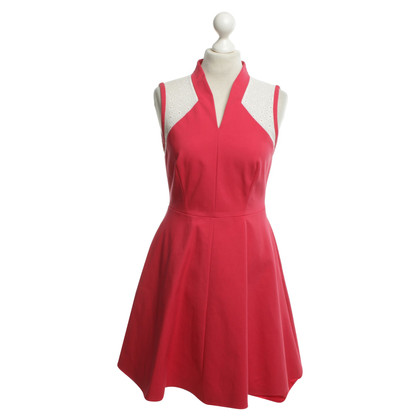 Karen Millen Dress with lace inserts