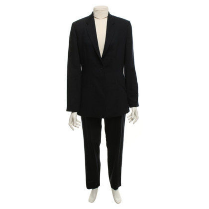 Armani Trouser suit in dark blue